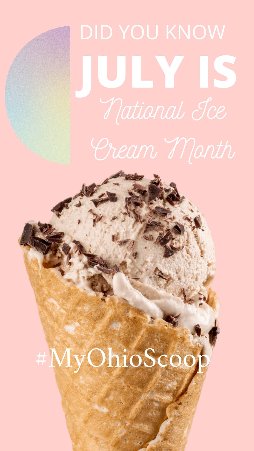 Inside Scoop on Exploring Ohio's Ice Cream Trail